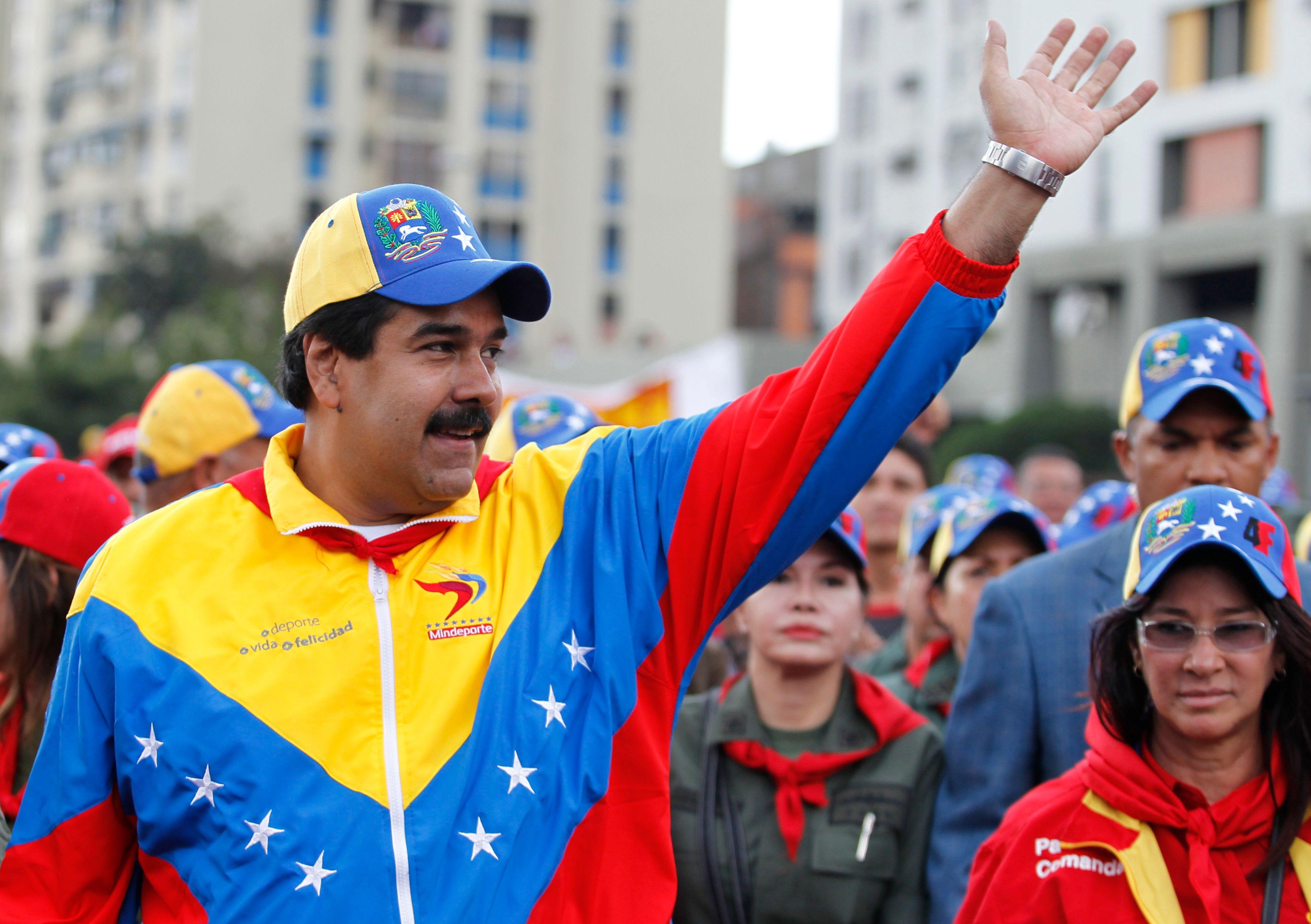 Nicolas Maduro est actuellement très contesté dans son pays