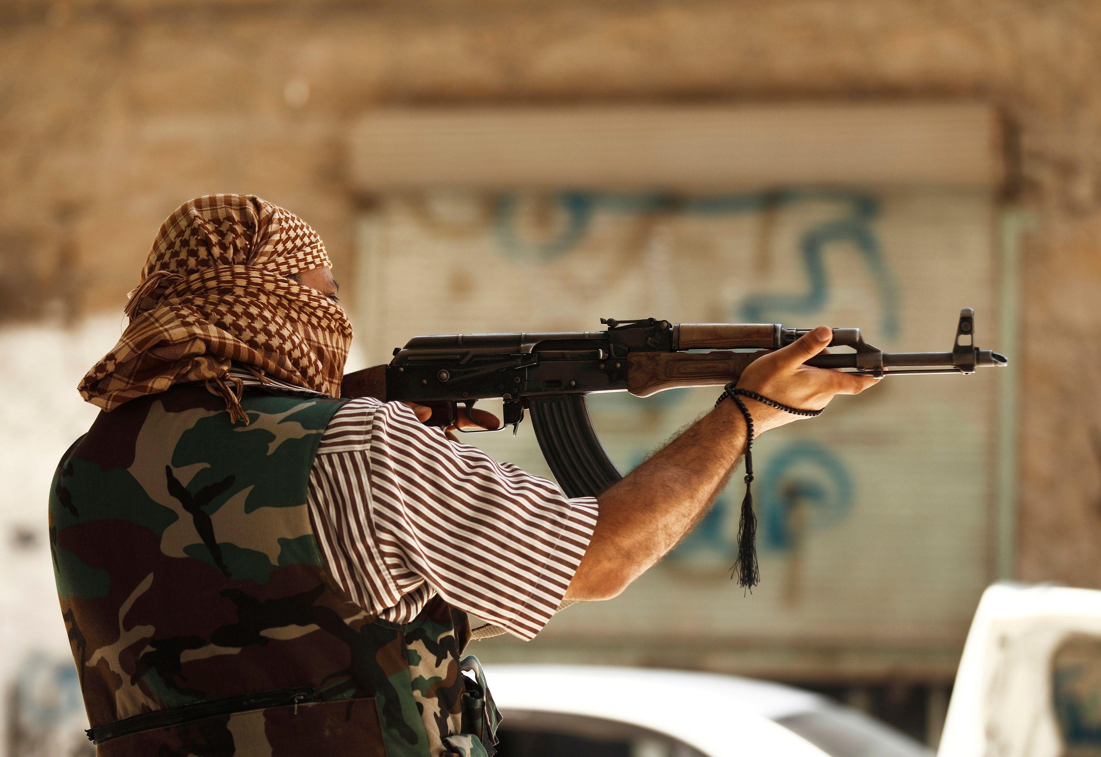 Attaque chimique en Syrie : la Russie aurait des preuves de l'implication des rebelles