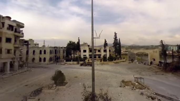 Les Etats-Unis bombardent par erreur des soldats syriens : plus de 60 morts