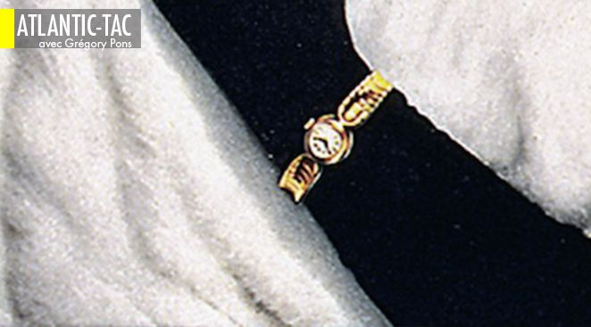 Le jour de ses trente ans, la célébrissime Gina Lollobrigida – le plus beau buste d'Hollywood dans les années 1950 – portait une Eterna Golden Heart…