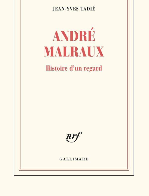 André Malraux - Histoire d'un regard de Jean-Yves Tadié