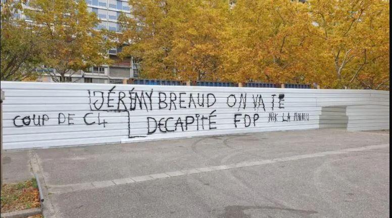 """""""Jérémy Breaud on va te décapité"""" : l'odeur du sang attire toujours les hyènes..."""