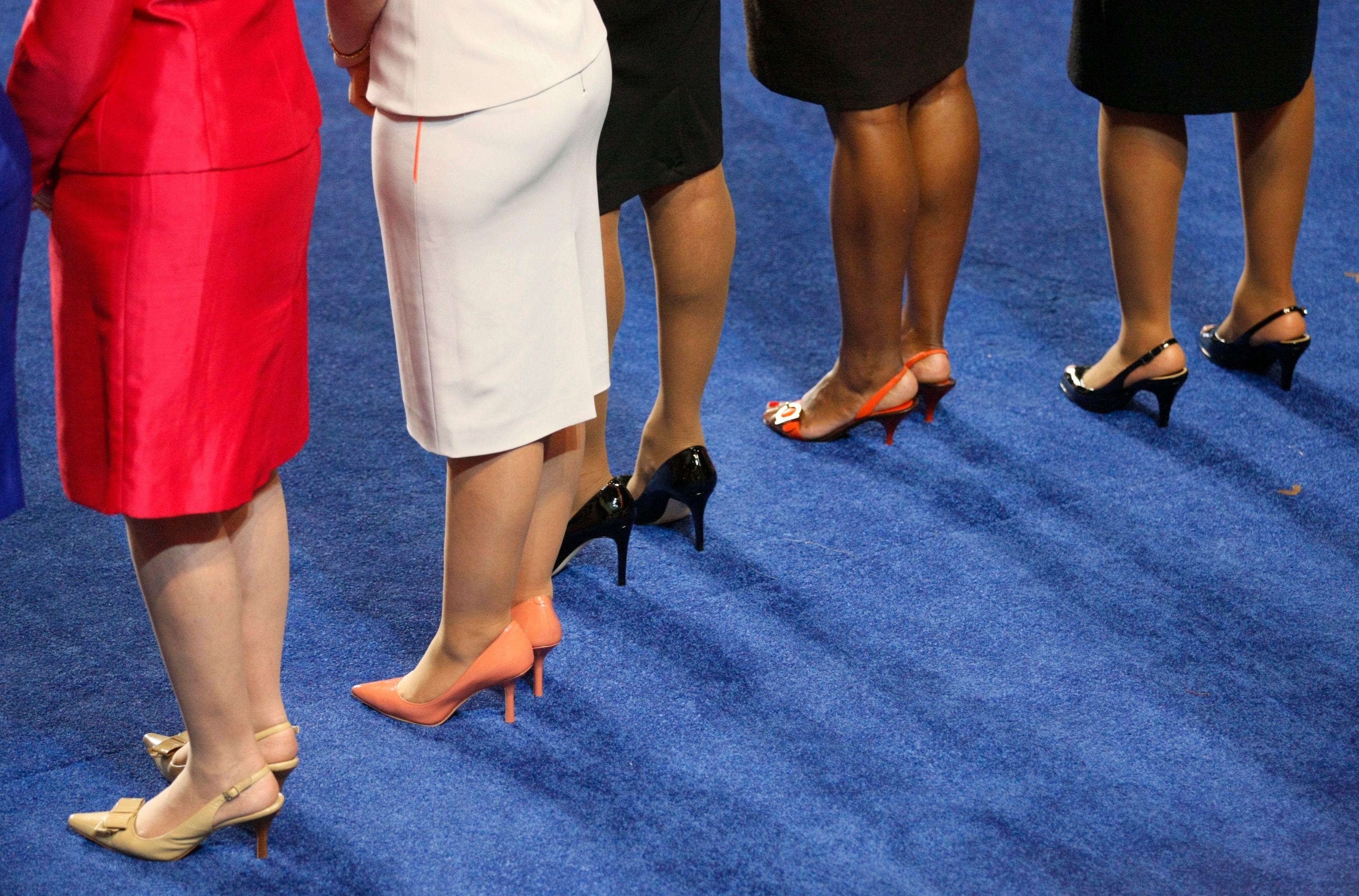 Aux Etats-Unis, les femmes gagnent environ 20 % de moins que les hommes.