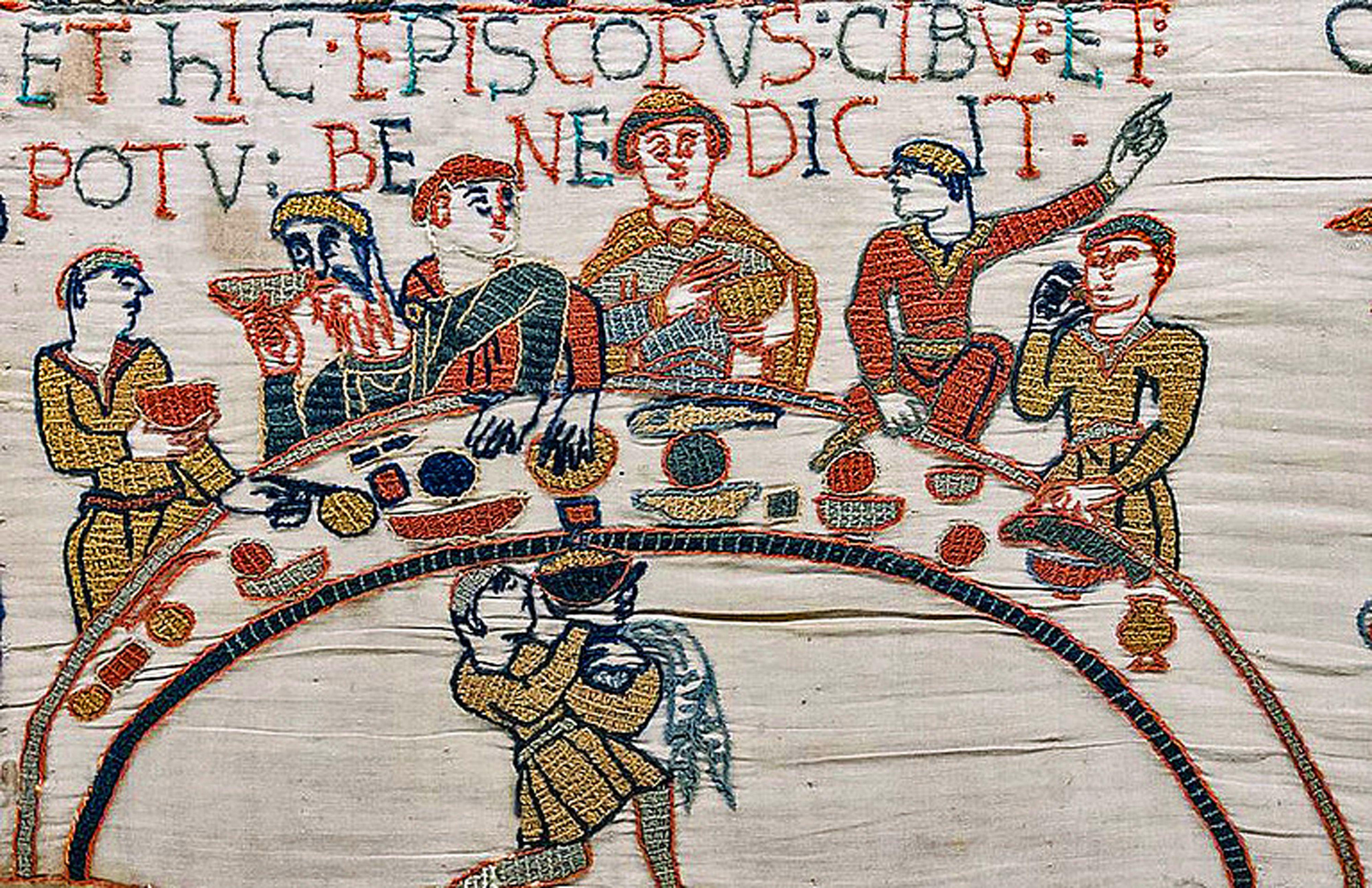 La tapisserie de Bayeux prêtée à l'Angleterre, un cadeau ironique ?