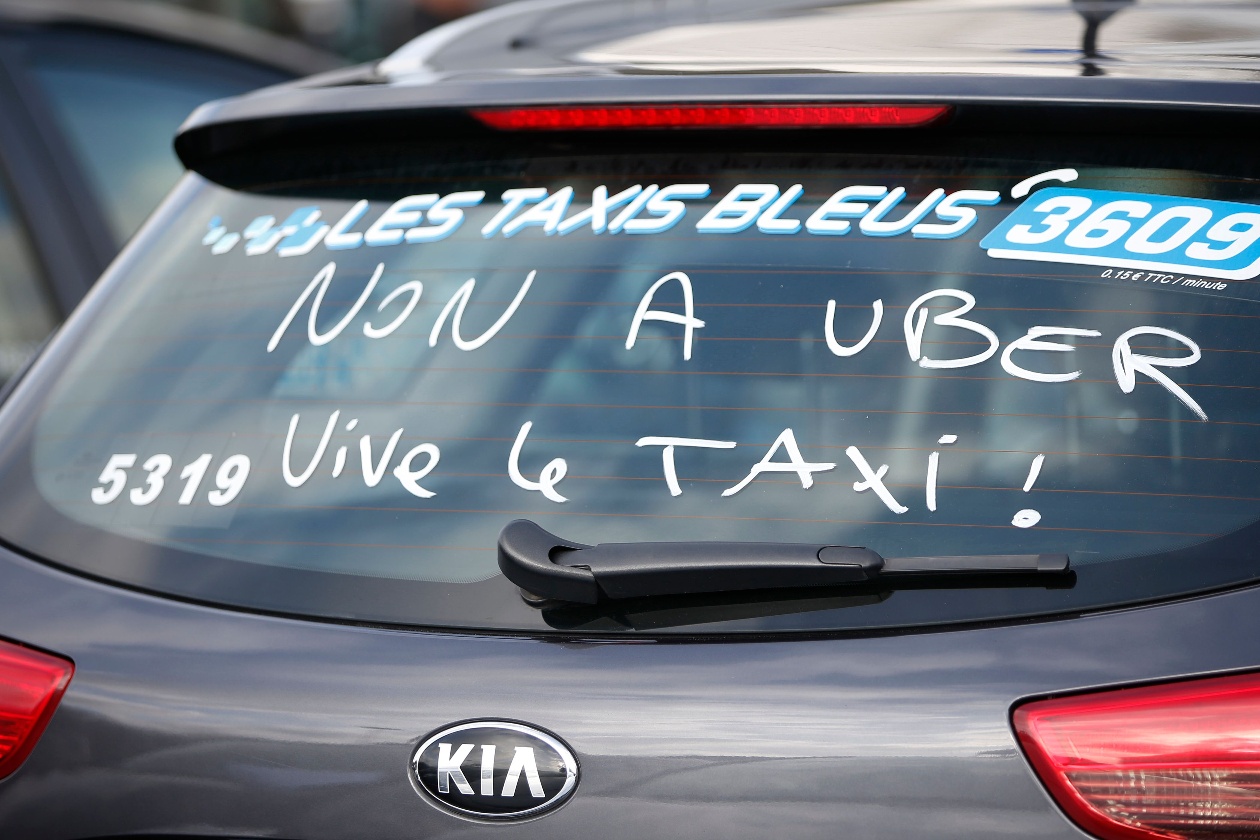 Taxis - VTC: peut-on continuer à combattre l'innovation?