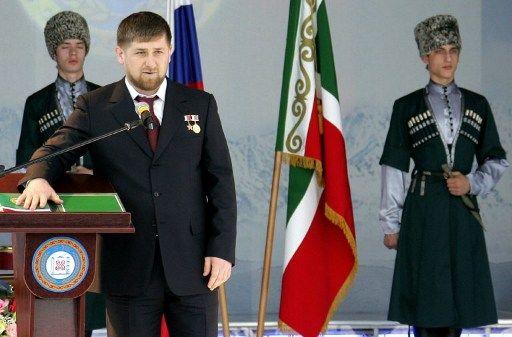 Ramazan Dzhalaldinov a parlé lors d'une conférence de presse au milieu de mesures de sécurité sans précédent. Il est venu pour évoquer le dirigeant tchétchène Ramzan Kadyrov et la répression totalitaire imposée par ses milices locales.
