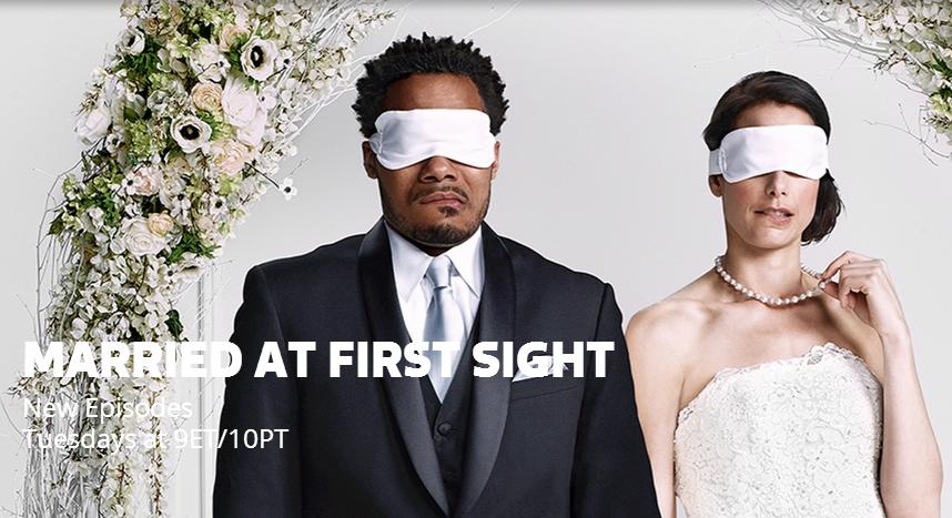 Et si on se mariait sans se connaître ? C'est le concept de cette nouvelle émission britannique.