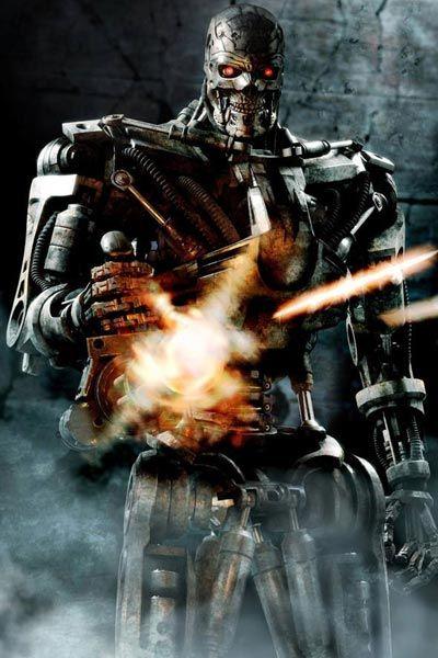 Les Marines sont entrain de tester un robot meurtrier avec mitrailleuse et lance-grenade