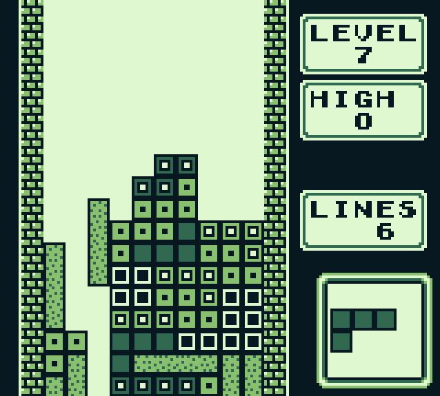 Tetris serait très efficace sur votre envie de manger ou de boire