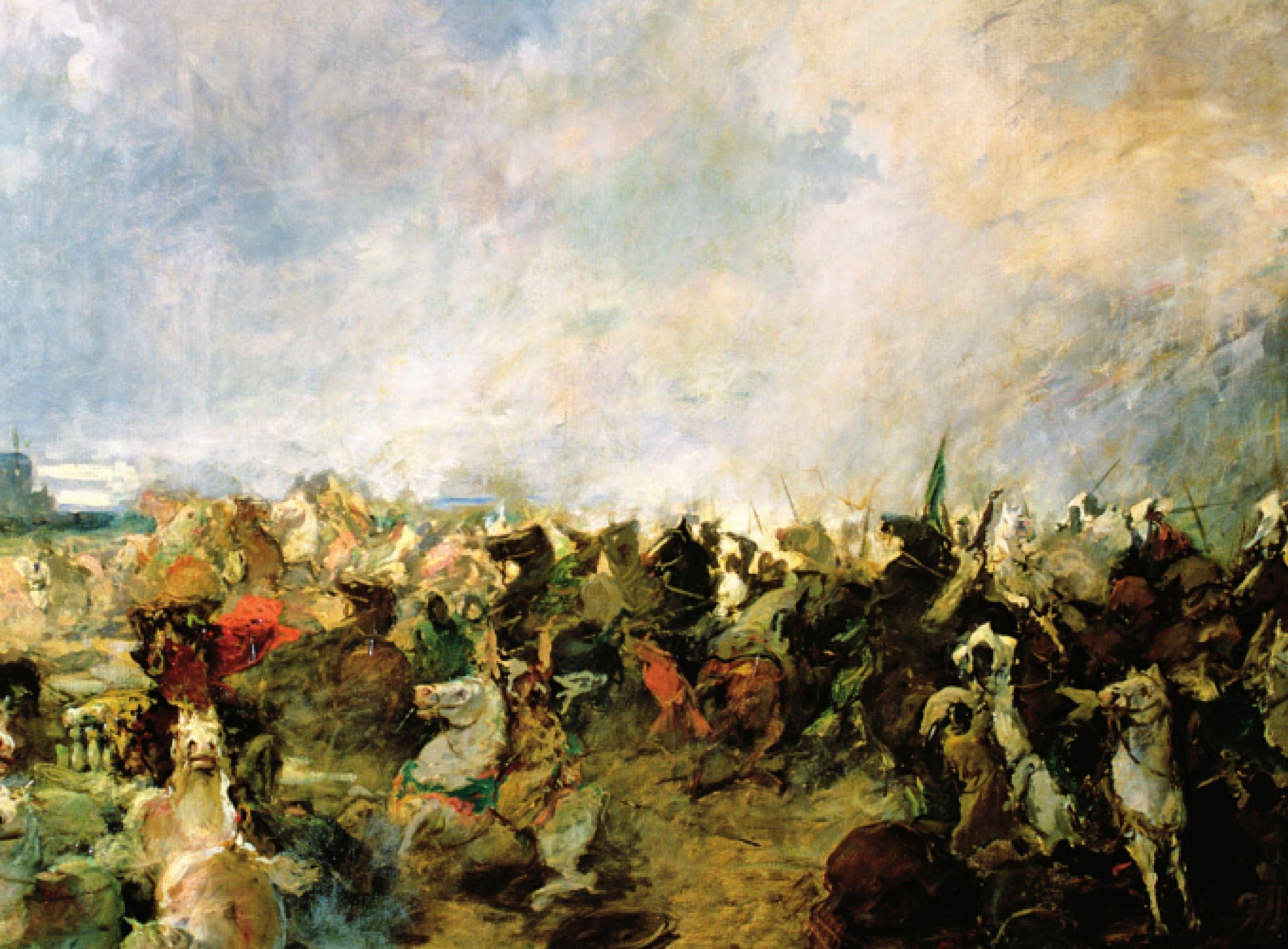 La Reconquista, une entreprise géopolitique complexe