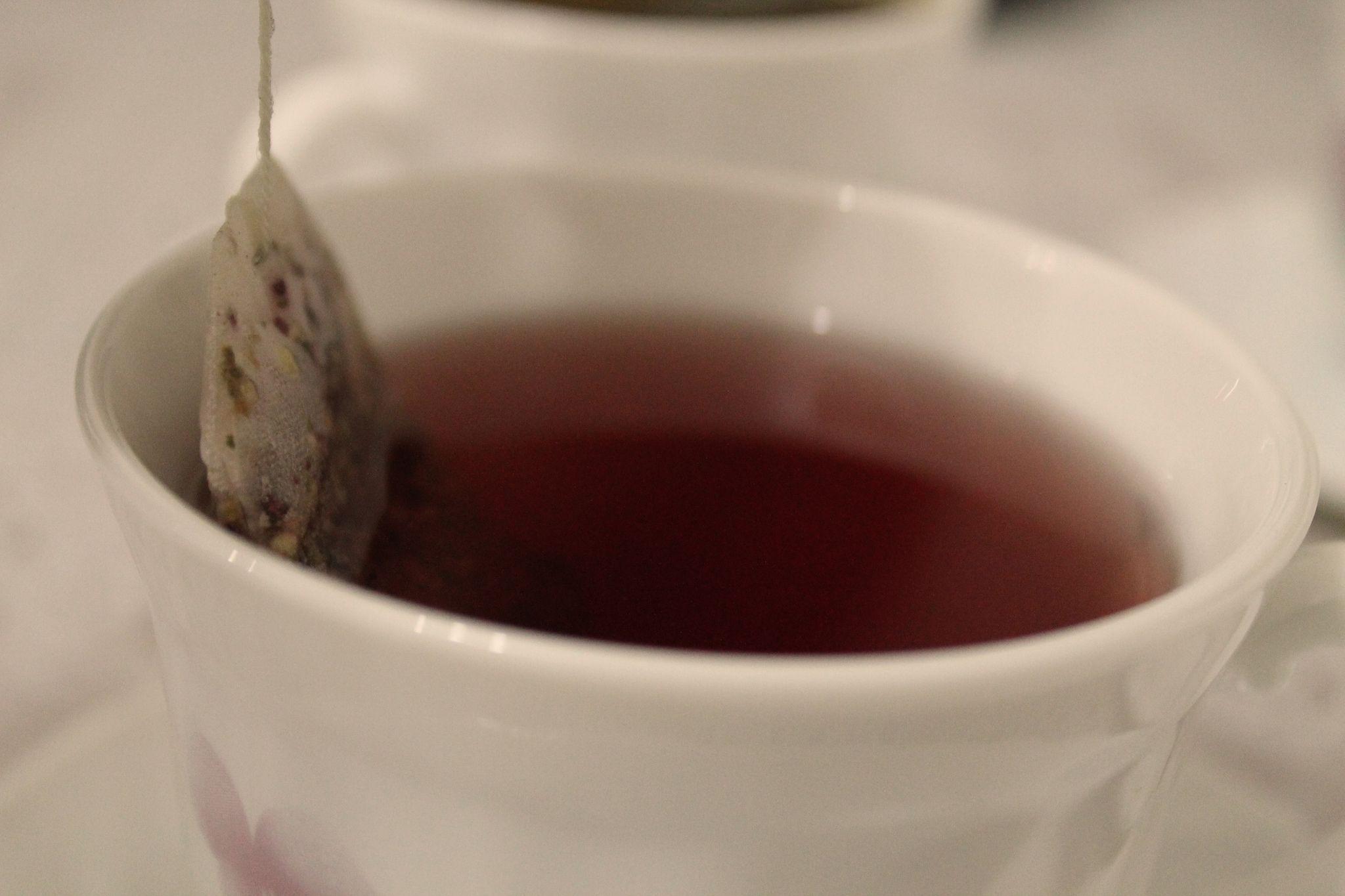 Buvez de thé, c'est bon pour la santé !