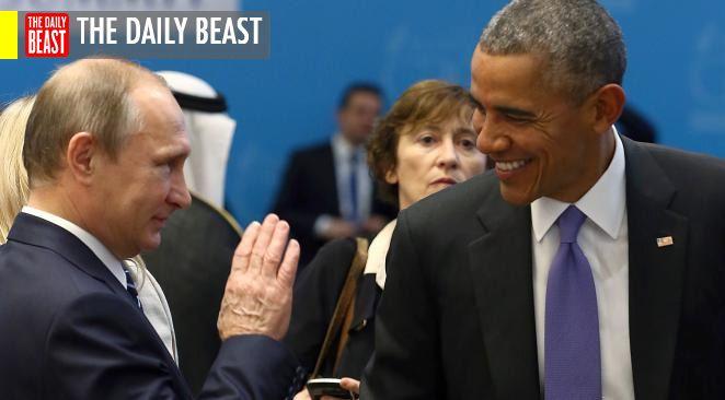 Obama se trompe, la nouvelle Guerre froide ne fait que commencer