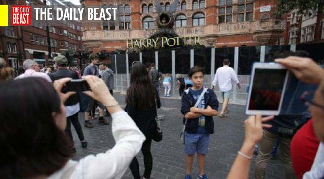 Au secours, mon manoir est devenu un parc d'attraction Harry Potter !