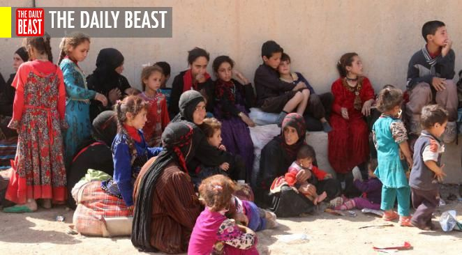 Miracle à Kirkouk : ces jeunes chrétiennes d'Irak ont échappé aux combattants de l'Etat Islamique qui venaient d'envahir leur maison