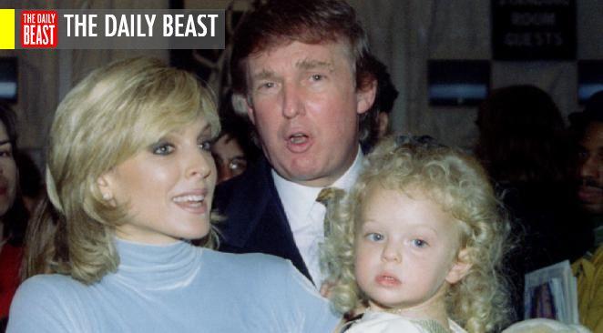 La seconde épouse de Donald Trump, Marla Maples, a toujours provoqué les plaisanteries.