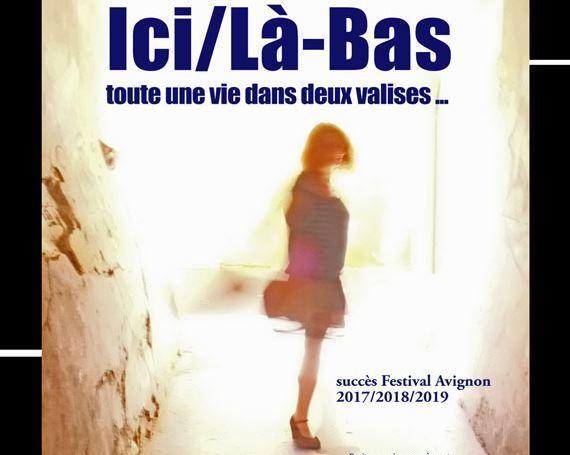 """""""Ici / là-bas"""" de Christine Gandois est à découvrir au Théâtre le Guichet Montparnasse à Paris."""