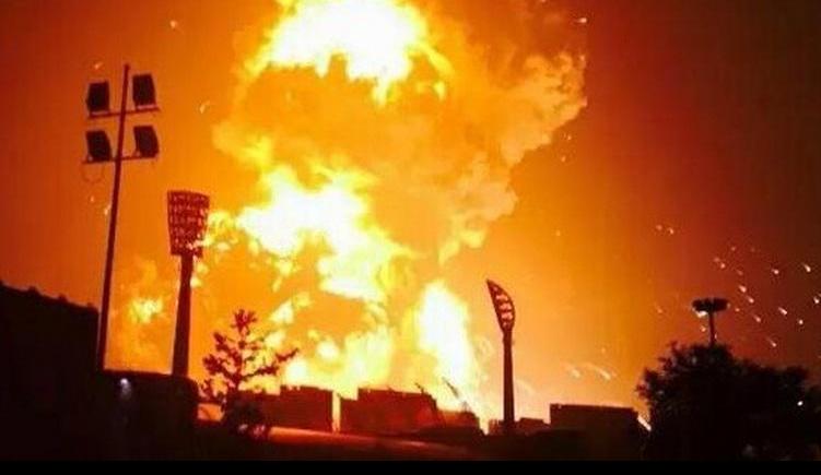 Mercredi dernier, une centaine de personnes sont mortes par le feu.