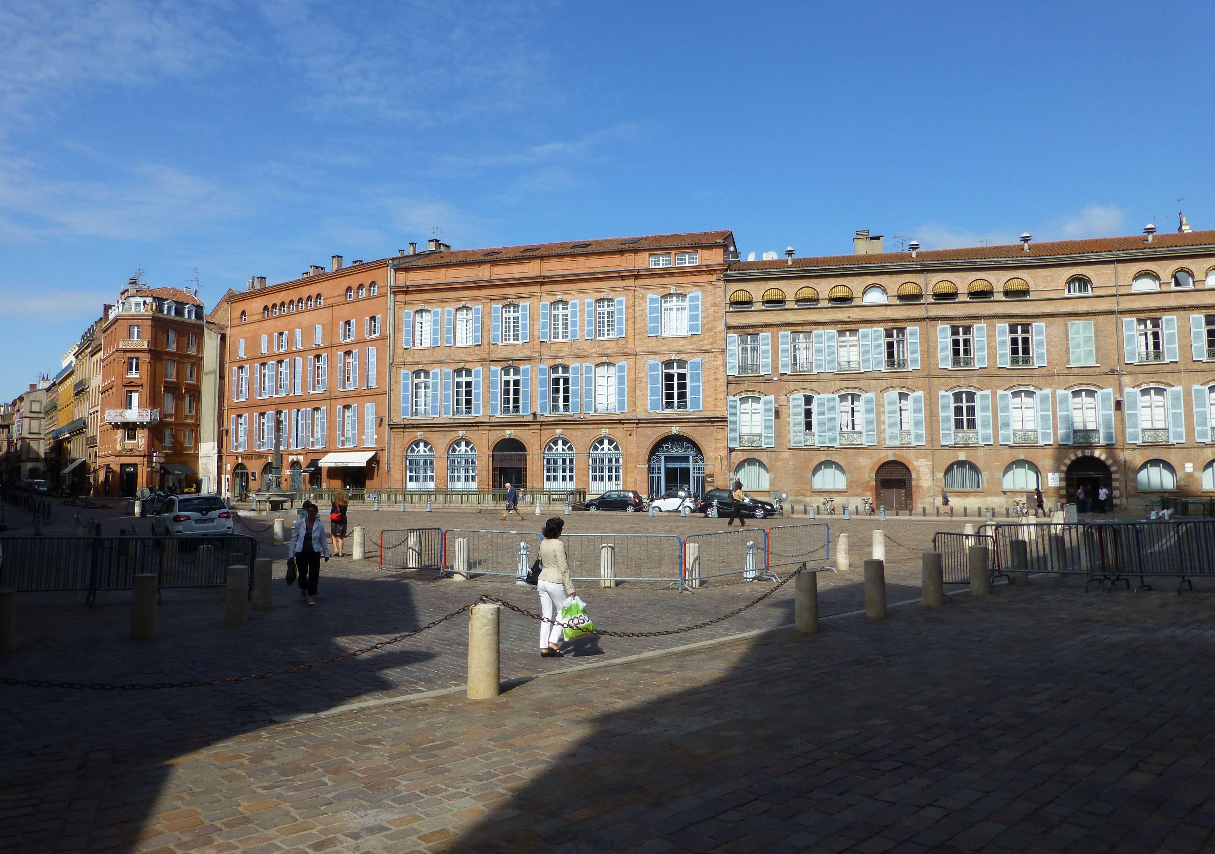 Toulouse - place du Capitole