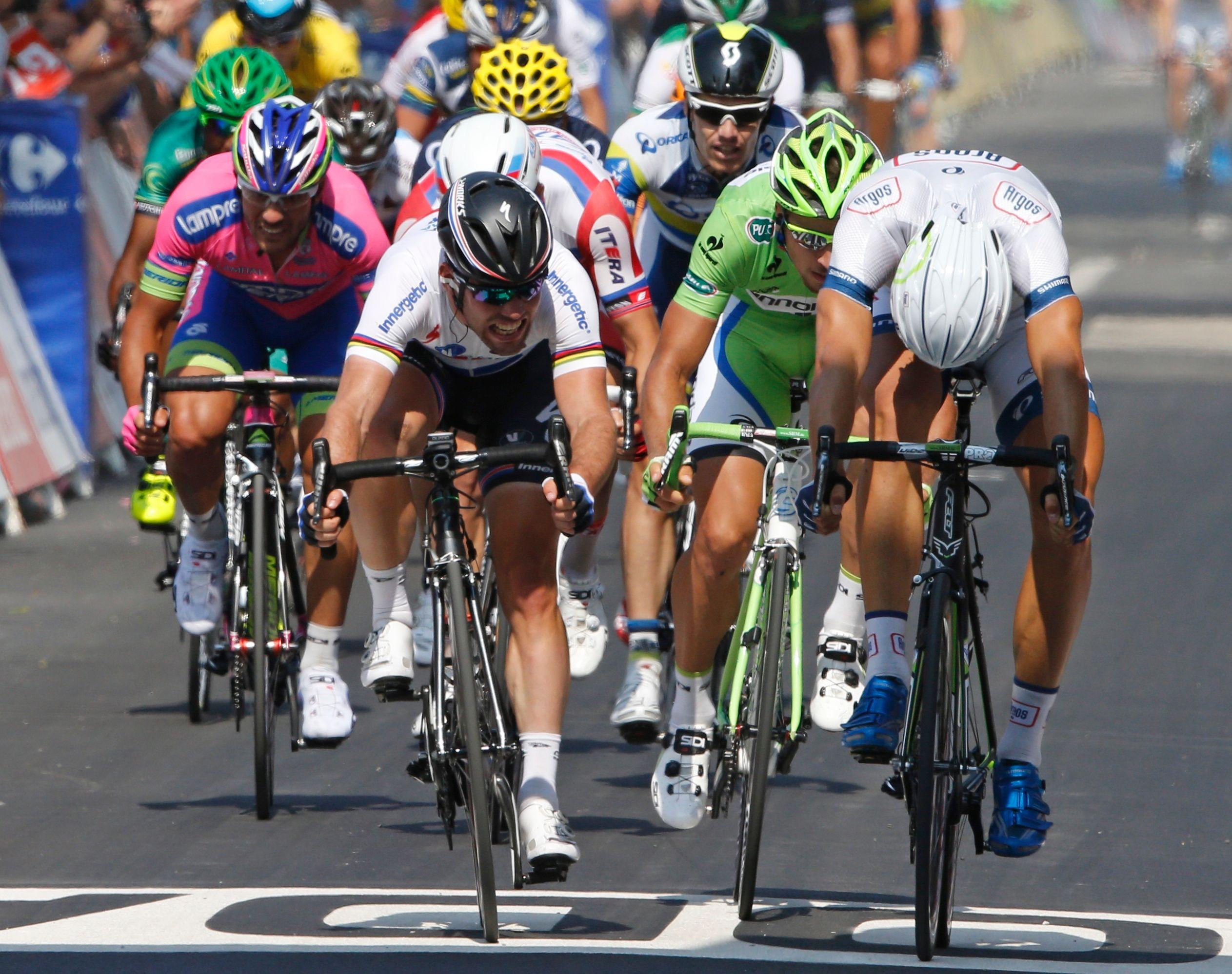 Les cyclistes français vivent en moyenne six ans de plus qu'un individu lambda