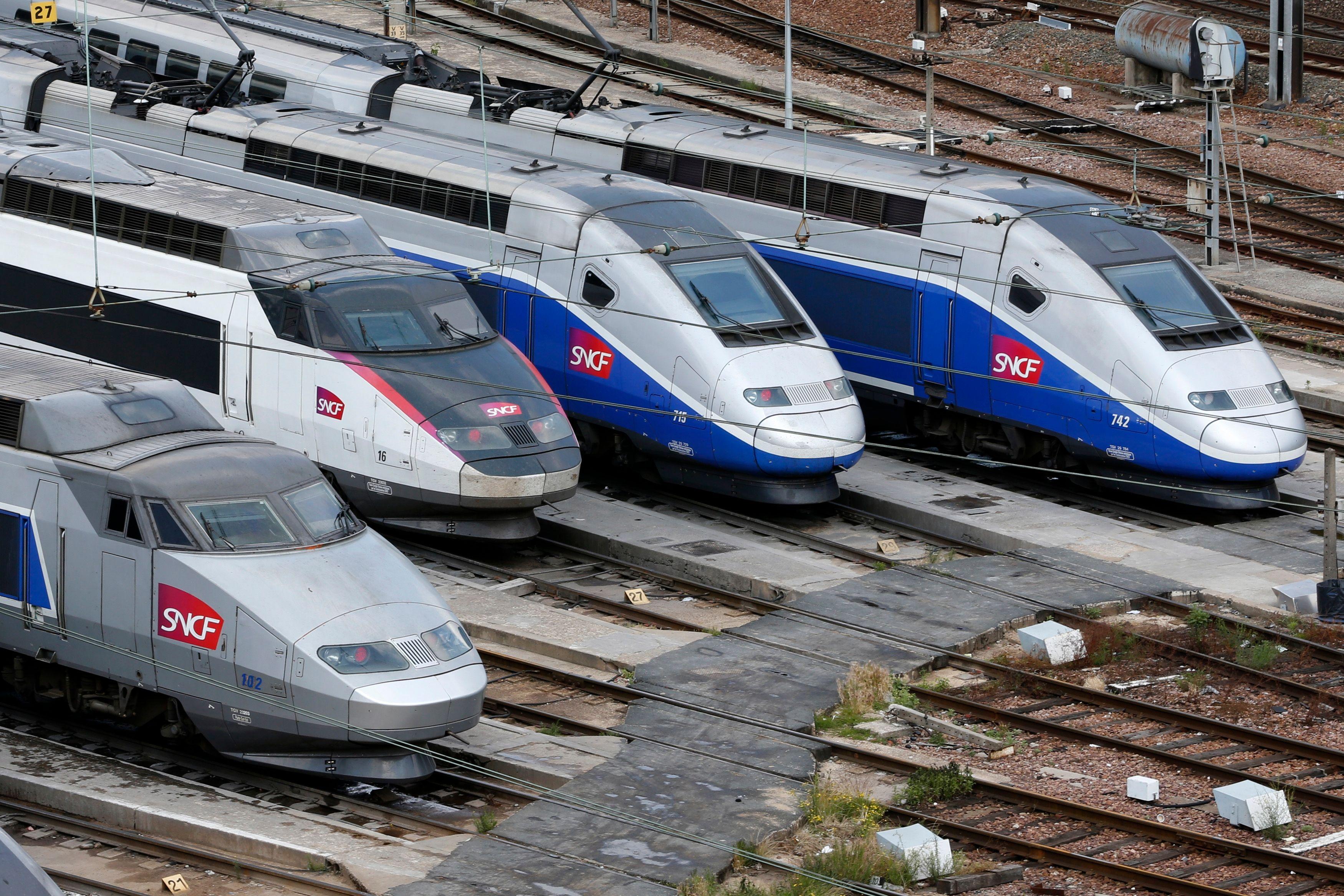 Le réseau ferroviaire français est très vulnérable.