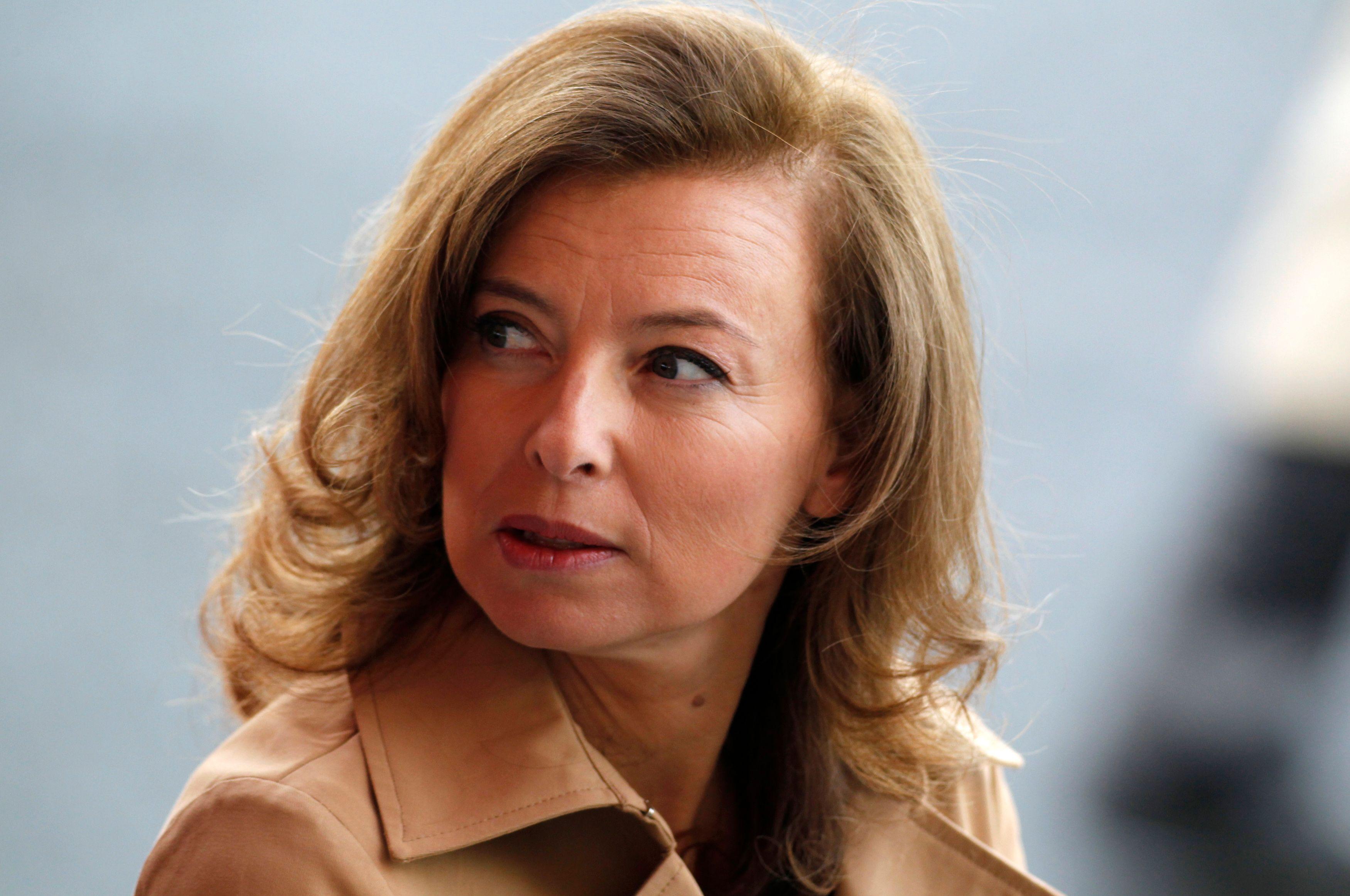 Valérie Trierweiler ne va pas être soumise à la règle de déclaration de patrimoine