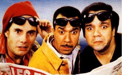 Le trio les Inconnus sort ce mercredi son nouveau film.