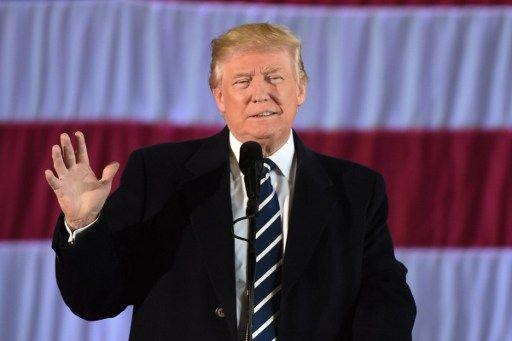"Le tweet de Nouvel An très ""trumpien"" de Donald Trump"
