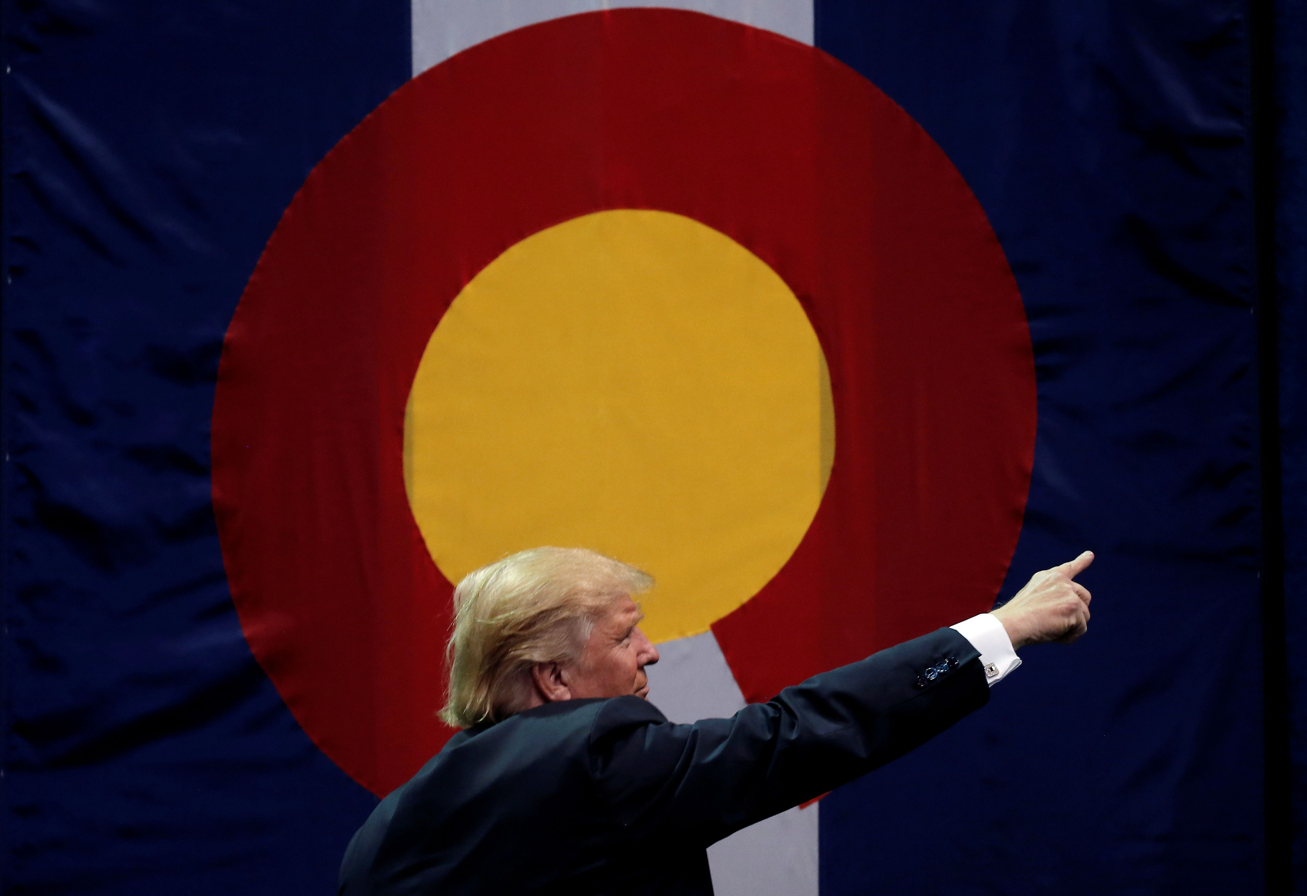 """Etats-Unis : ces """"swing states"""" qui pourraient faire basculer l'élection"""