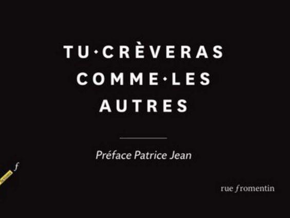 """""""LECTURES D'ETE"""": Notre sélection des meilleurs livres des 10 derniers mois, """"Tu crèveras comme les autres"""" de Denis Cheynet"""
