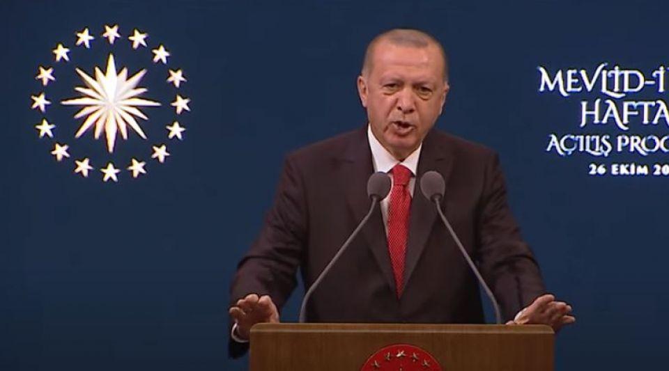 caricatures boycott France Recep Tayyip Erdogan