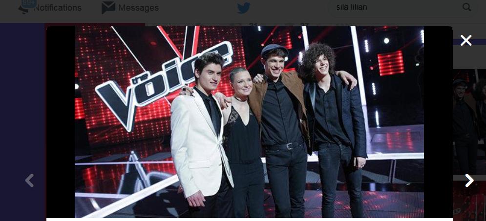 Les finalistes de The Voice 2015.