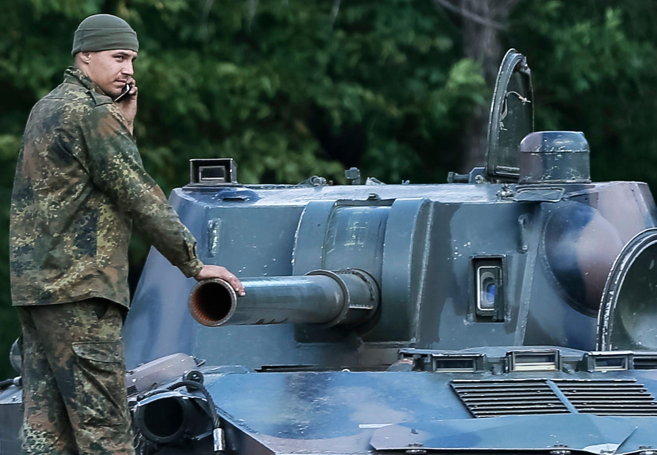 Les relations entre l'Ukraine et la Russie resteront sous haute-tension en 2015.
