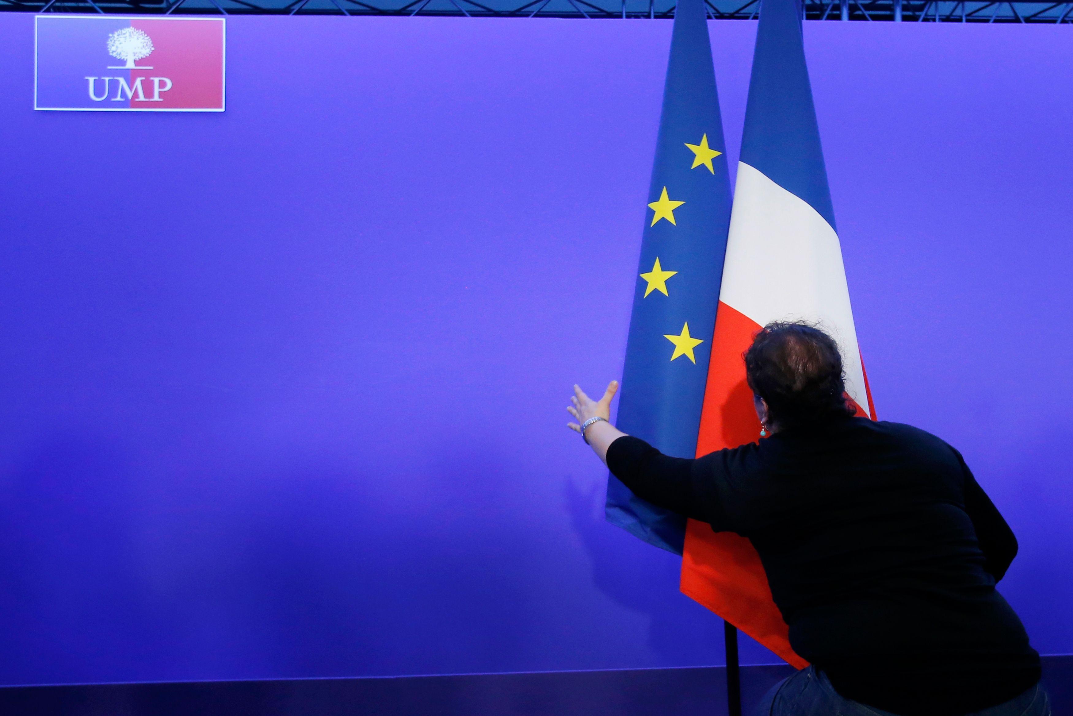 L'ump se divise à propos des élections municipales de Paris.