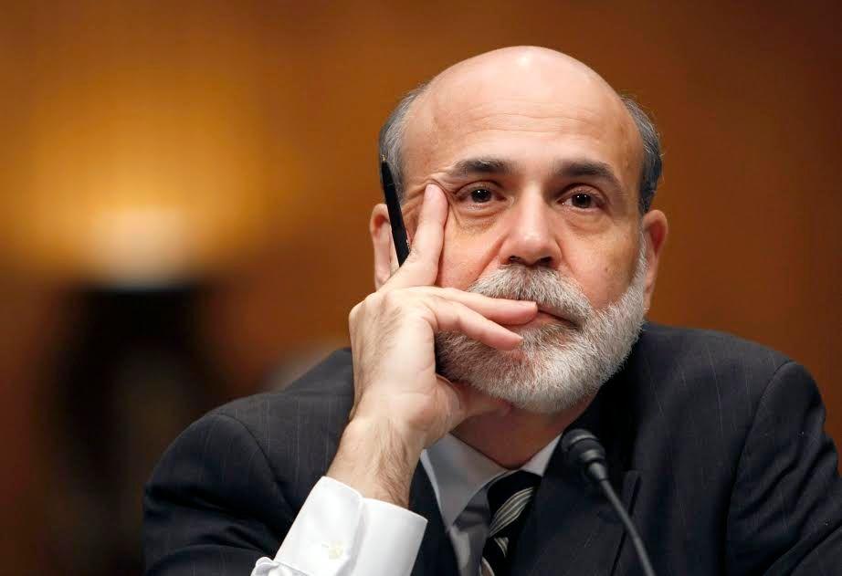 L'ancien patron de la Fed passe la sclérose européenne au karcher