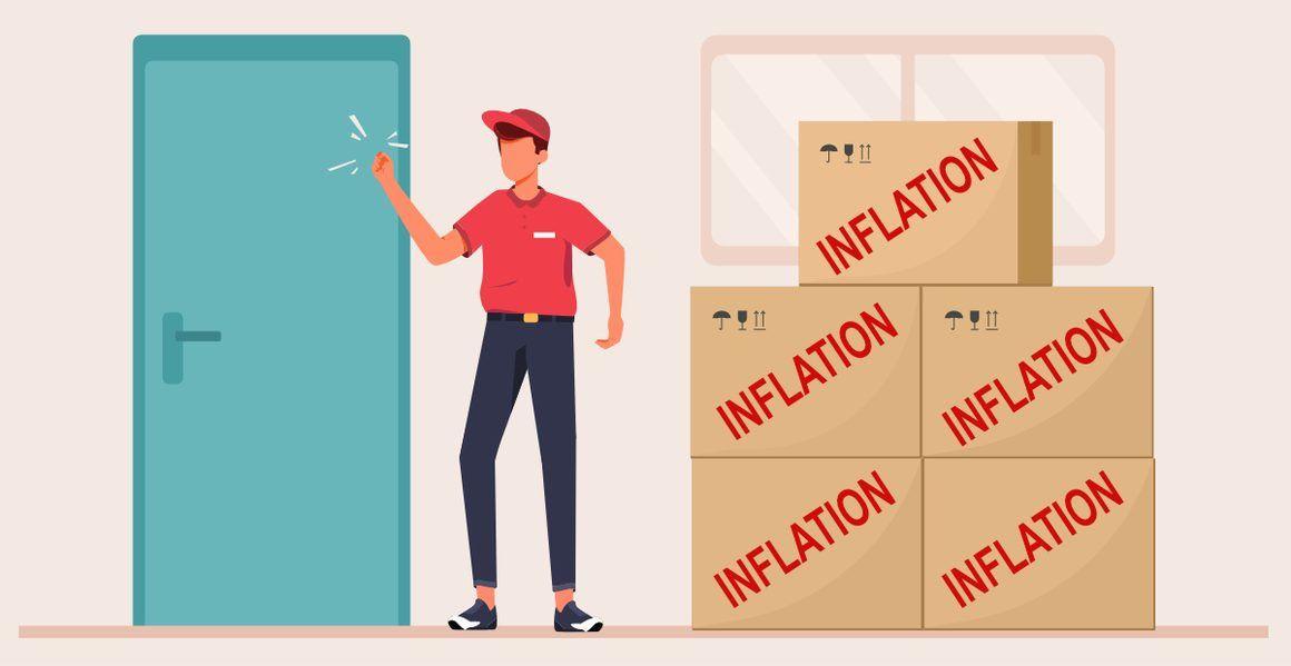 Toc, toc ! Qui est-ce ? C'est l'inflation. Jean-Paul Betbeze revient sur la question de l'inflation.