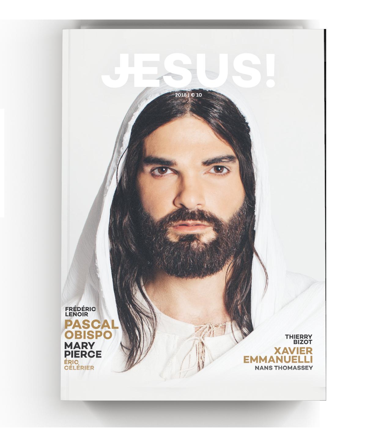 Après la comédie musicale, voici venir Jésus, le magazine qui met le Christ à la Une