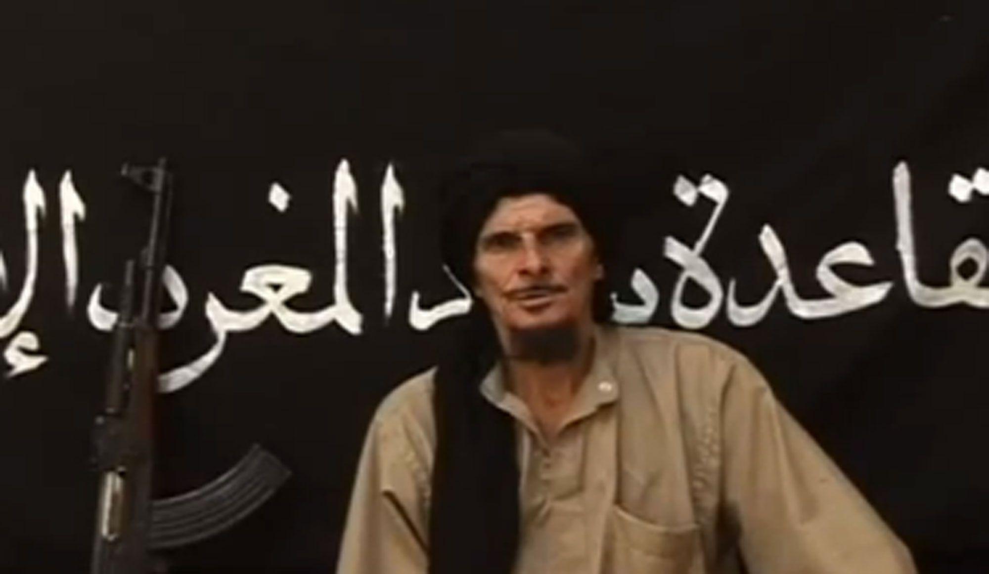 Le djihadiste français Gilles Le Guen.