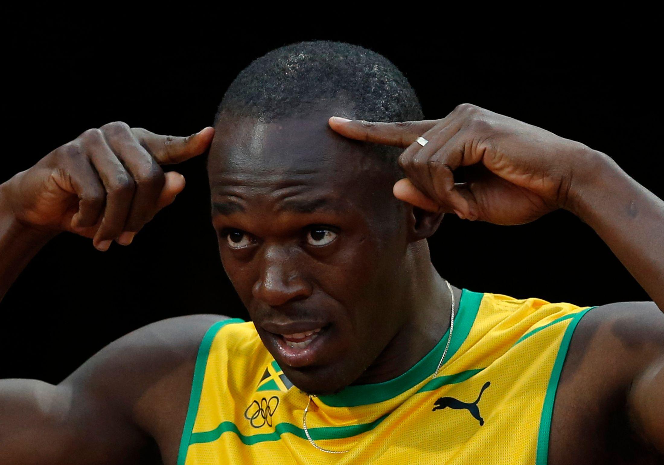 Usain Bolt, toujours plus rapide que l'éclair?: doutes et regrets éternels d'un champion hors norme