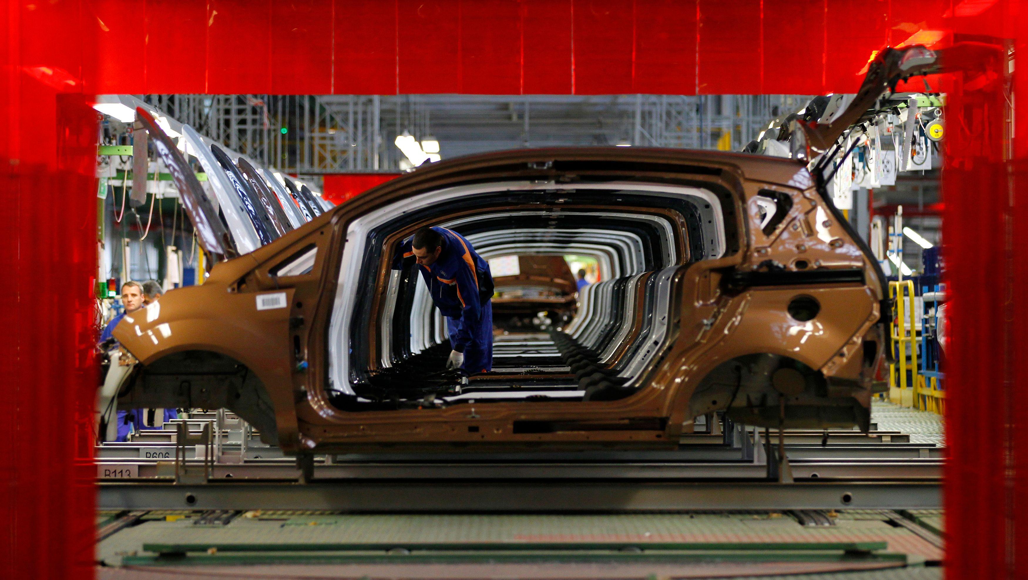 L'histoire de la compétition entre les industries automobiles françaises et allemandes est riche en coups de théâtre.