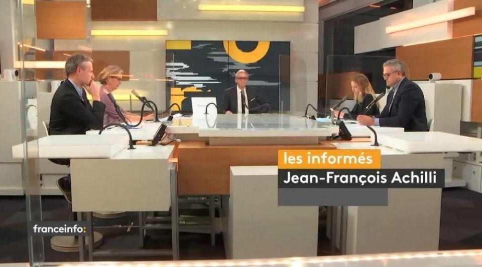 """""""Faut-il interdire de filmer les policiers ?"""", """"les Français et l'épidémie de Covid-19"""" au menu des Informés du 17 novembre"""