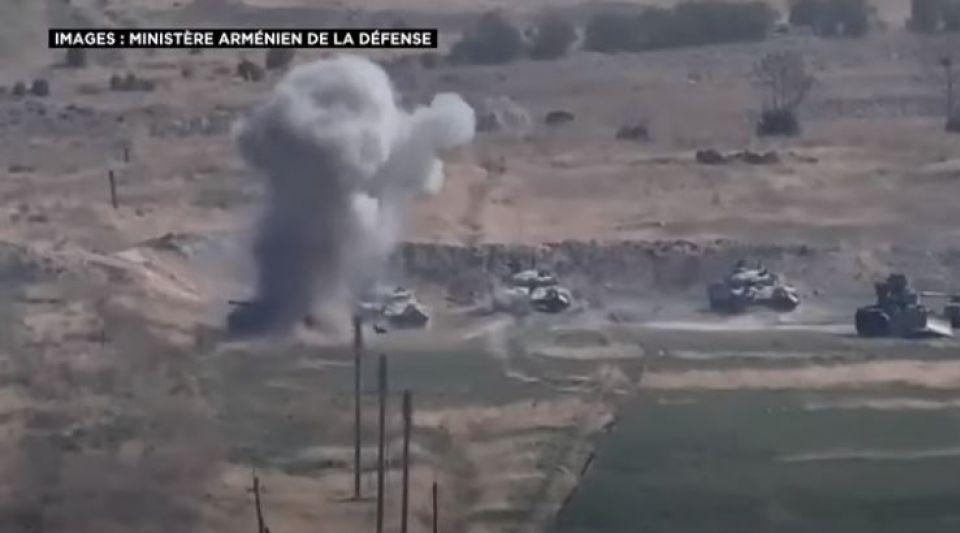 Arménie Azerbaidjan Haut Karabagh guerre conflit