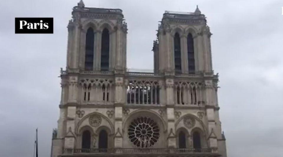 église hommage glas