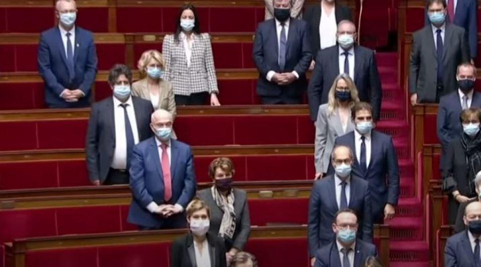Attaque à Nice : l'Assemblée nationale observe une minute de silence