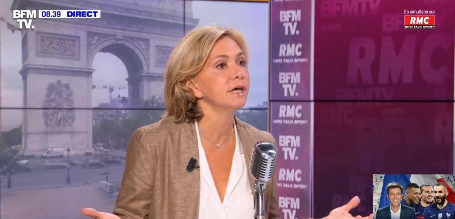 Valérie Pécresse, la présidente de la région Ile-de-France, était l'invitée de Jean-Jacques Bourdin en ce lundi 28 juin 2021.