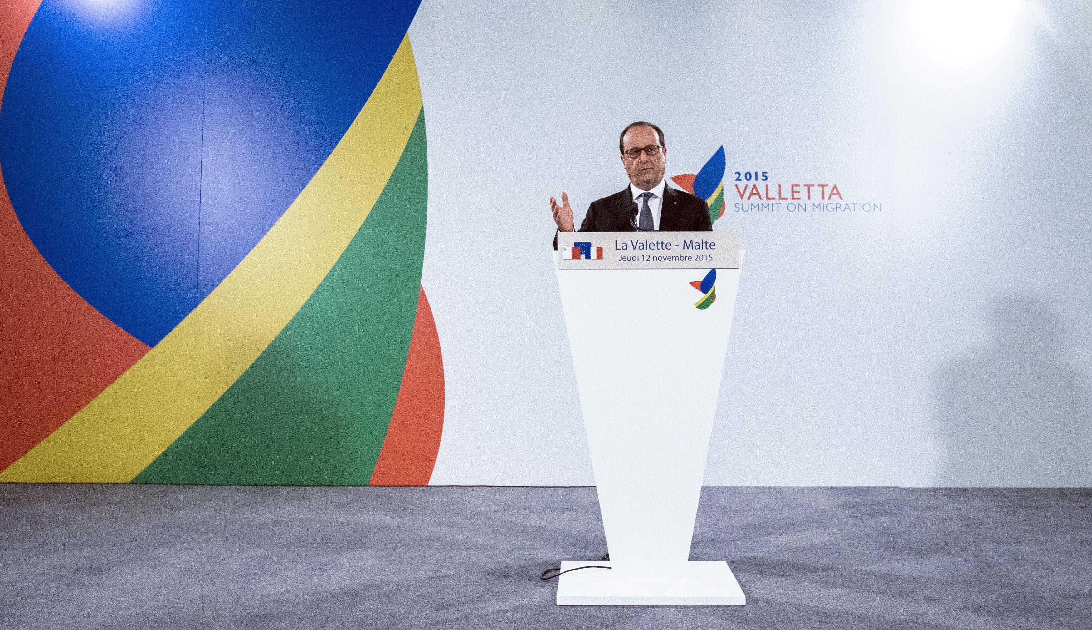 Sommet de La Valette : des mesurettes pour l'Afrique… loin, loin, loin du plan Marshall que les Européens devraient imaginer s'ils voulaient se donner une véritable chance de traiter le problème des migrations