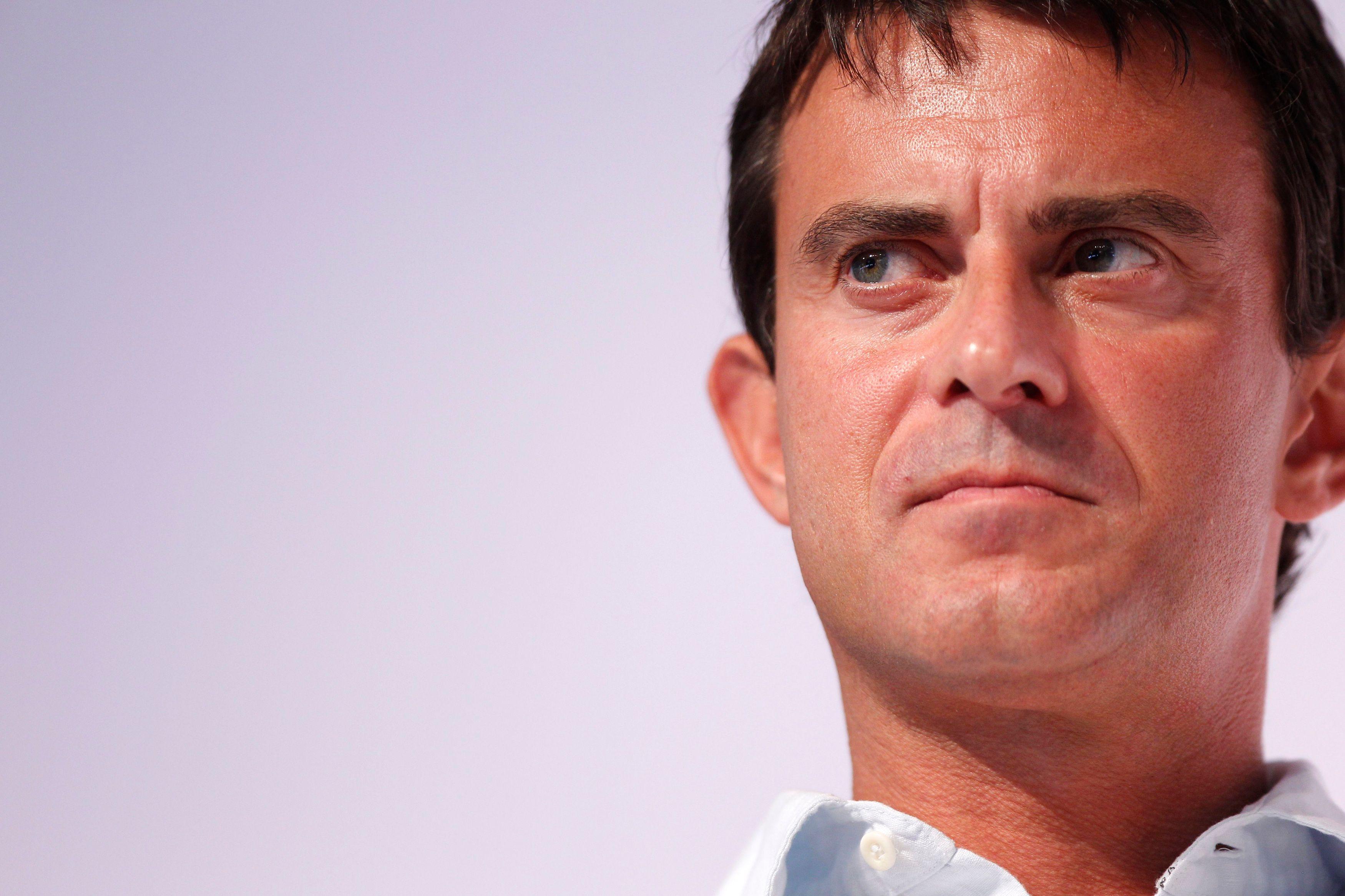 Manuel Valls n'a pas été tendre avec Claude Goasguen