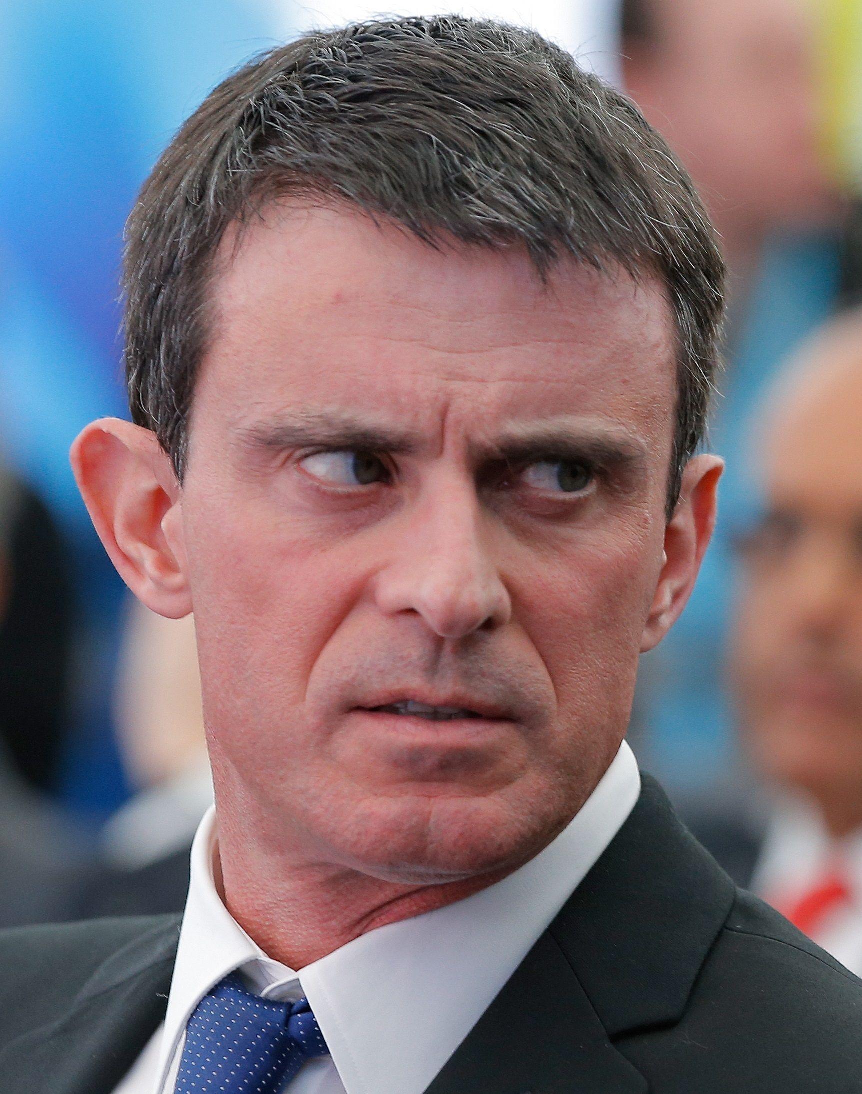Comment Manuel Valls monte au créneau pour faire porter tous les échecs du quinquennat à la gauche du PS