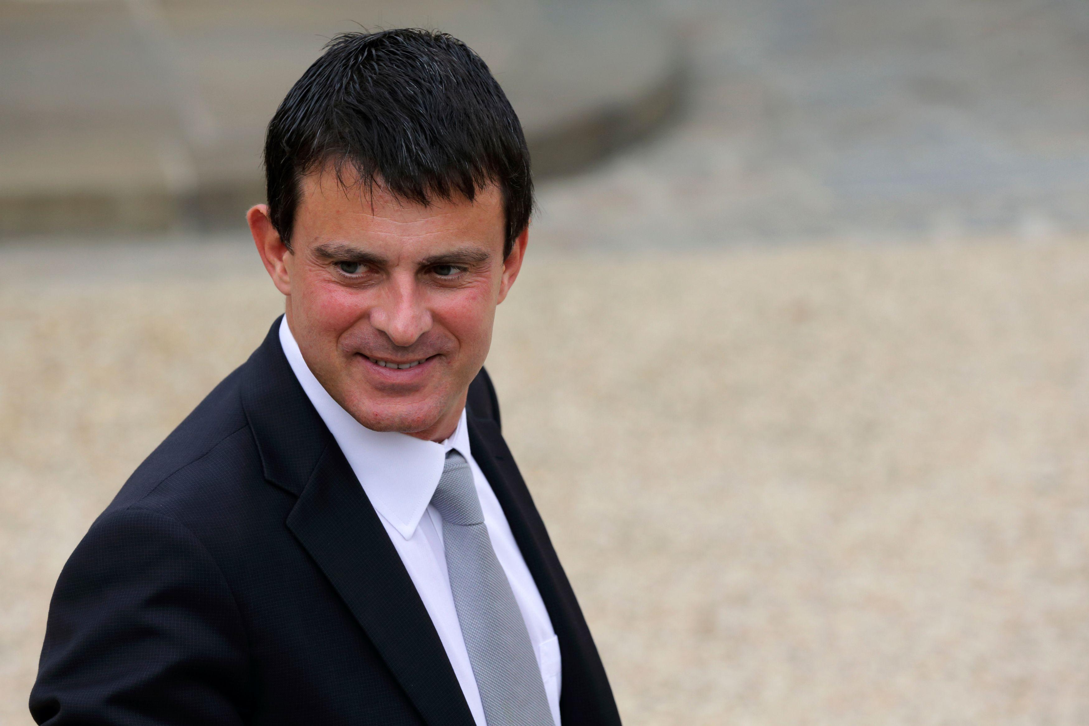 Manuel Valls est revenu sur les départs de mineurs jihadistes en Syrie