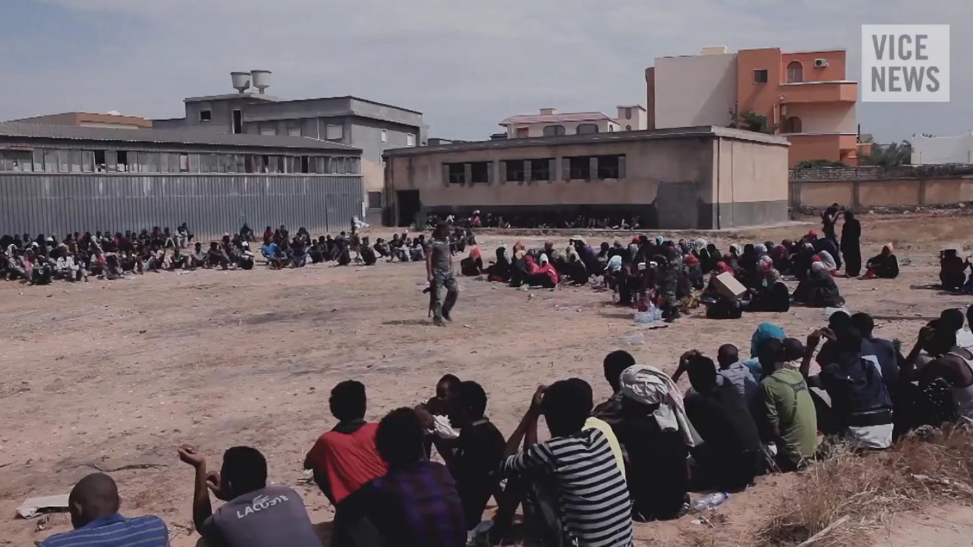 Partir en Europe ou mourir : le terrible choix laissé par les milices libyennes aux migrants subsahariens