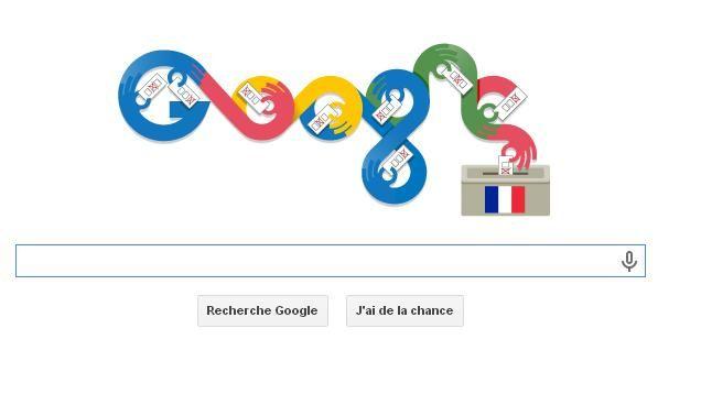 Google : un Doodle pour les élections municipales